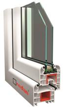Okna PCV Piła REDAN Optimum