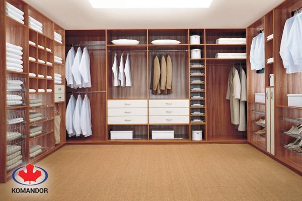 Garderoby - meble na wymiar Romax